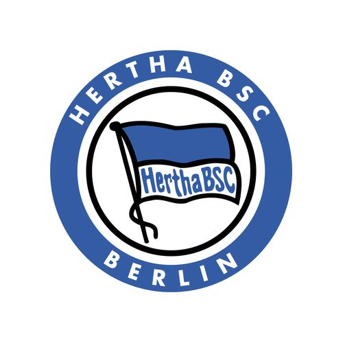 Pokalspiel gegen Hertha